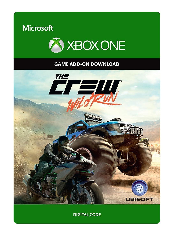 The New color Crew: Wild Run - One 1 year warranty Xbox Digital Code