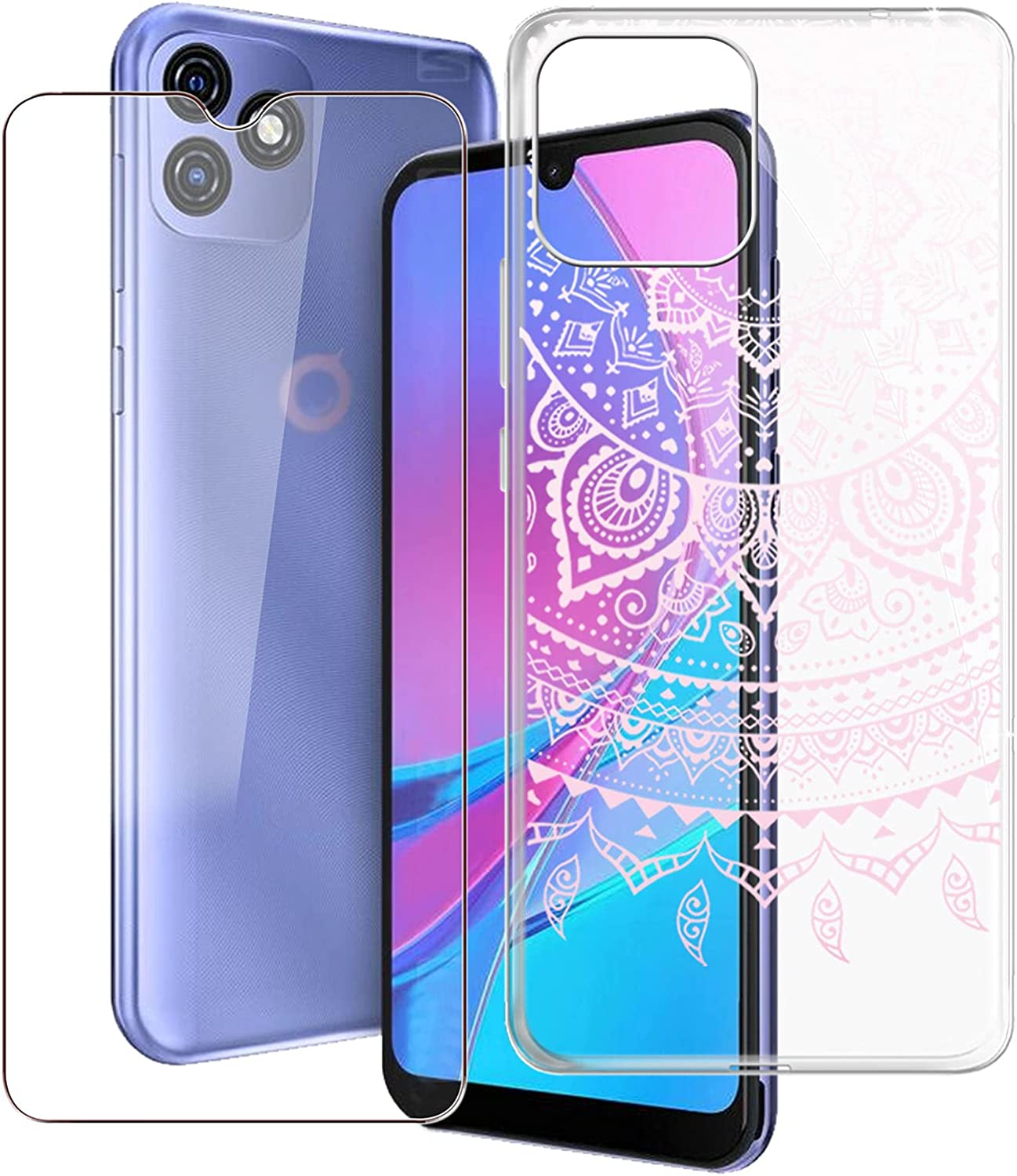 Our shop OFFers the best service Phone Case for Blackview Oscal C20 Max 47% OFF with x Tempered G 1 6.09