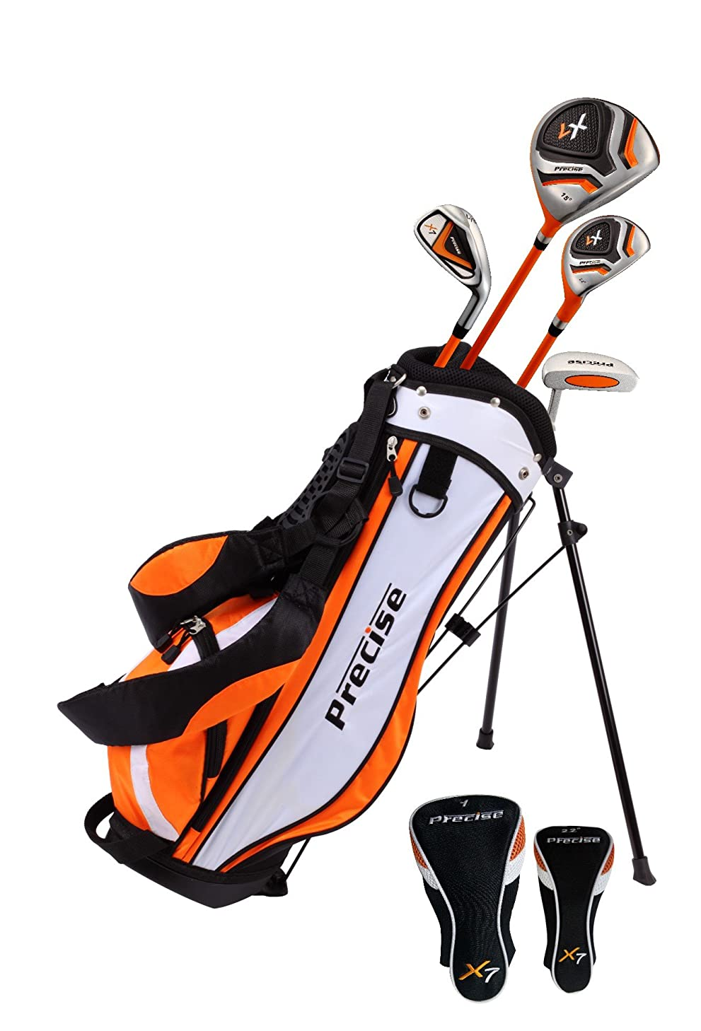 Top Performance Premium Junior Golf Club Set for Age 3-5, Right Hand & Left Hand, Boys and Girls