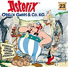 Asterix - CD. Hörspiele / 23: Obelix GmbH & Co. KG: Folge 23