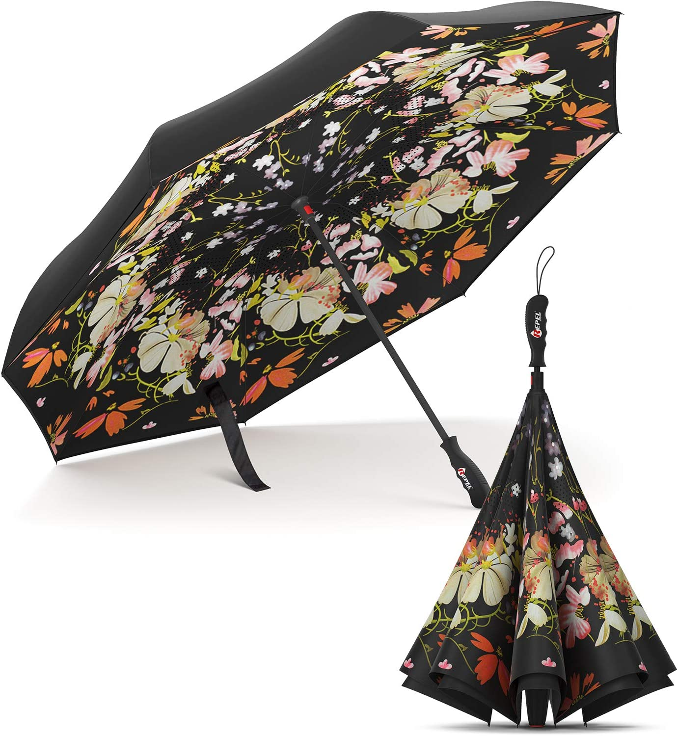 We OFFer at cheap prices Repel Umbrella Reverse - Reversibl Inverted Down Upside sale