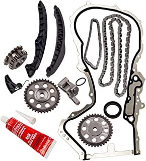 maXpeedingrods Timing Chain Kit Reinzosil for VW Audi Seat Skoda 1.4 TSI TFSI - 1.6 CAXB