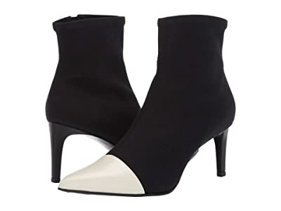 rag & bone Beha Stretch Bootie (Black) Women