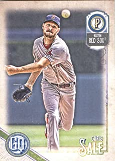 2019 Topps Gypsy Queen Base #138 Chris Sale Sports Trading Cards & Accessories Boston Red Sox