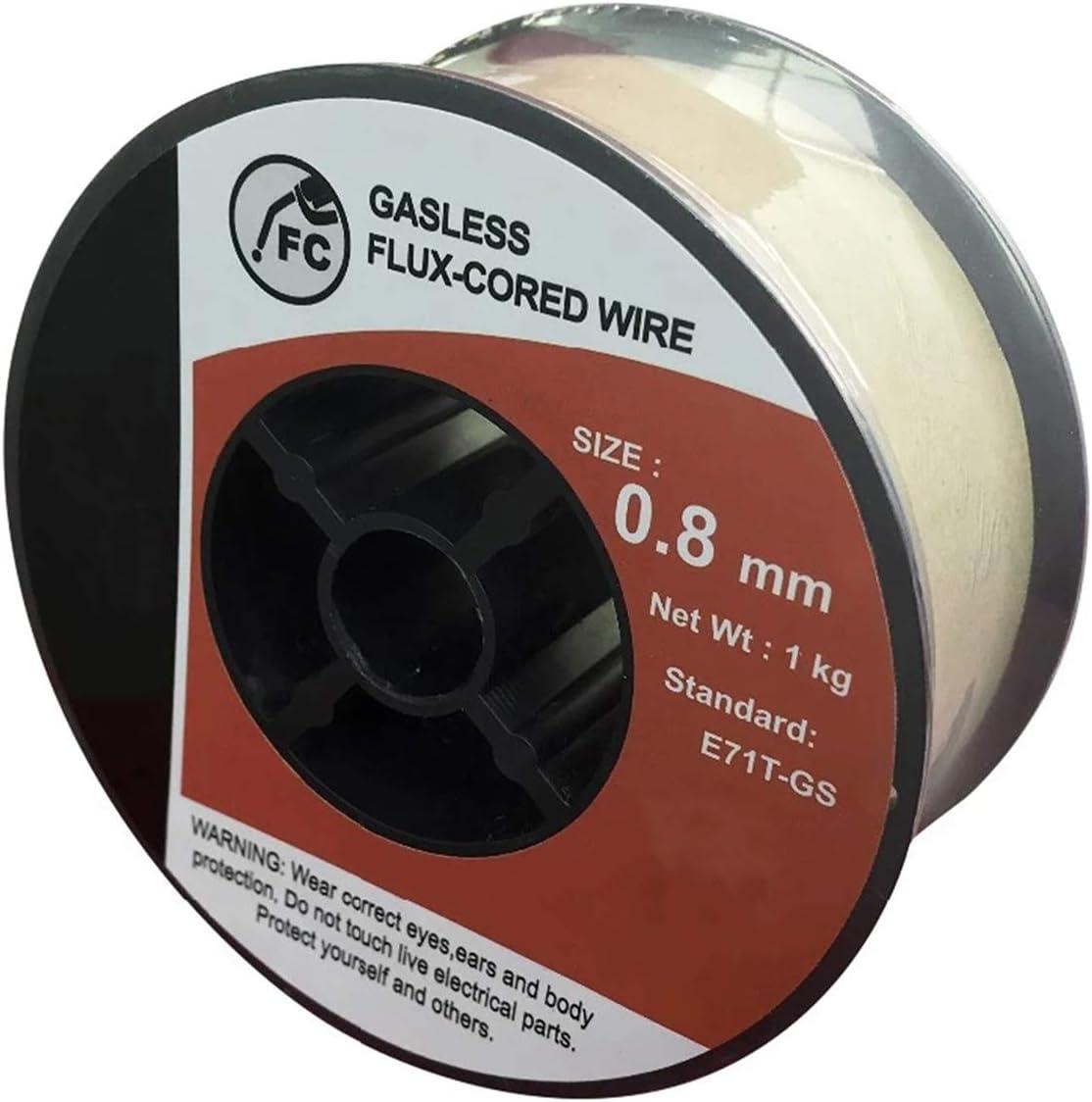 WARFOX MIG low-pricing mart Welding Wire Flux Gasless Gas No Core