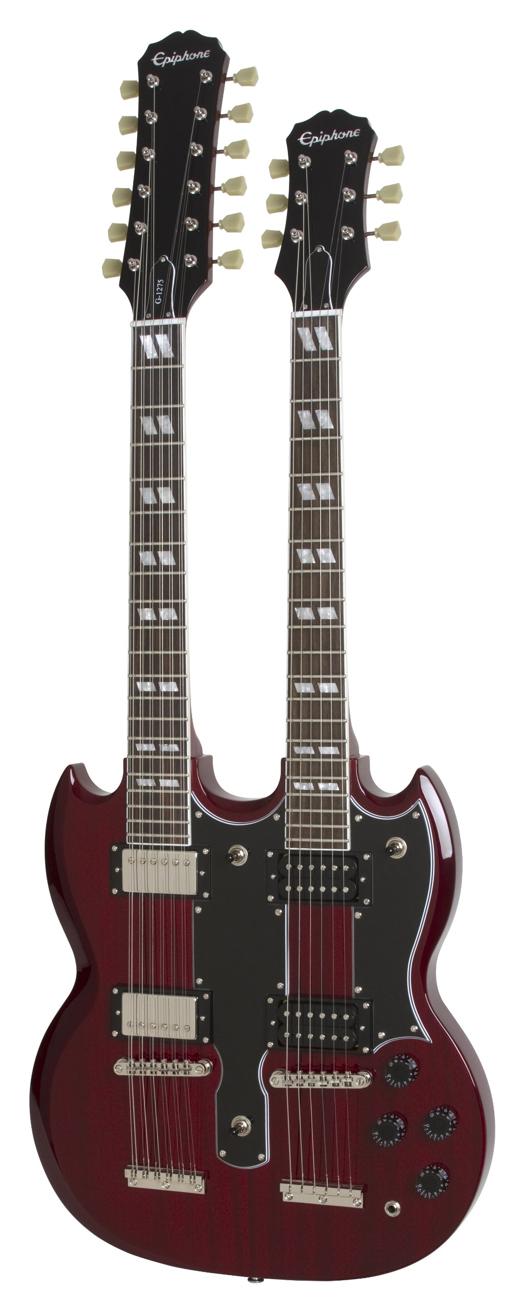 Cheap Epiphone EGDNCHNH3 Solid-Body Electric Guitar Cherry Black Friday & Cyber Monday 2019