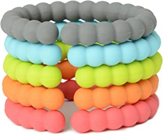 Chewbeads - Baby Silicone Links. Baby Safe 100% Silicone...