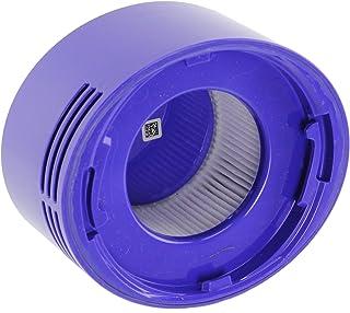 Dyson V8 - Filtro Hepa para aspiradora (acero 18/10)
