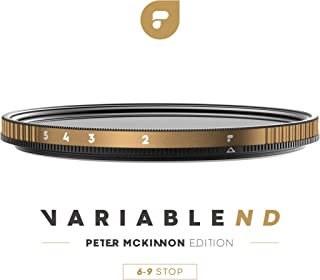 PolarPro 77mm Variable ND Filter (6 to 9 Stop) - Peter McKinnon Edition