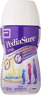 PediaSure - Complemento Alimenticio para Niños con Proteínas. Vitaminas y Minerales. Sabor Chocolate - 4 x 200 ml [versión antigua]
