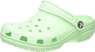 crocs Unisex Kid's NeoMint Clogs-C6 (204536-3TI)
