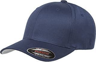 Best blank navy blue fitted hats Reviews