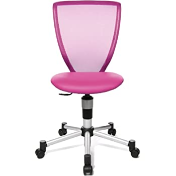 Schreibtischstuhl Kinder rosa