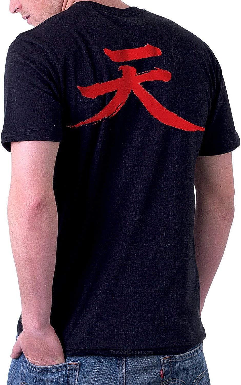 Gouki American Classics Adult T-Shirt Street Fighter