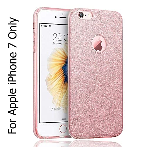 the best attitude bf8d0 431cc iPhone 7 Glitter Case: Buy iPhone 7 Glitter Case Online at Best ...