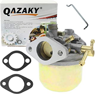 QAZAKY Carburetor Replacement for Kawasaki 341cc Gas Club Car Golf Cart DS 1984 1985 1986 1987 1988 1989 1990 1991 Side Valve Engines Carb 1014541 1012508