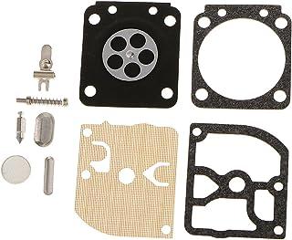 FLAMEER Vergaser Carb Repair Reparatur Kit Dichtung Membrane für Zama C1Q Vergasern: C1Q S54  S63  S63A  S66  S78  S94, einfach instaliert