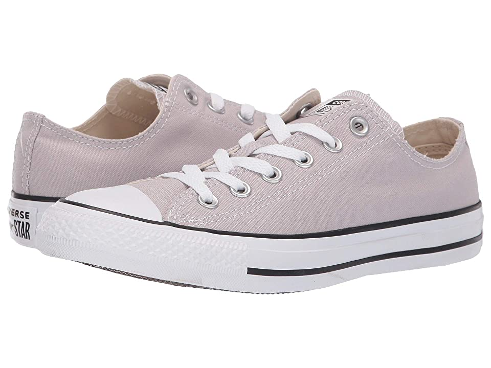 Converse Chuck Taylor All Star Seasonal Ox (Violet Ash) Athletic Shoes