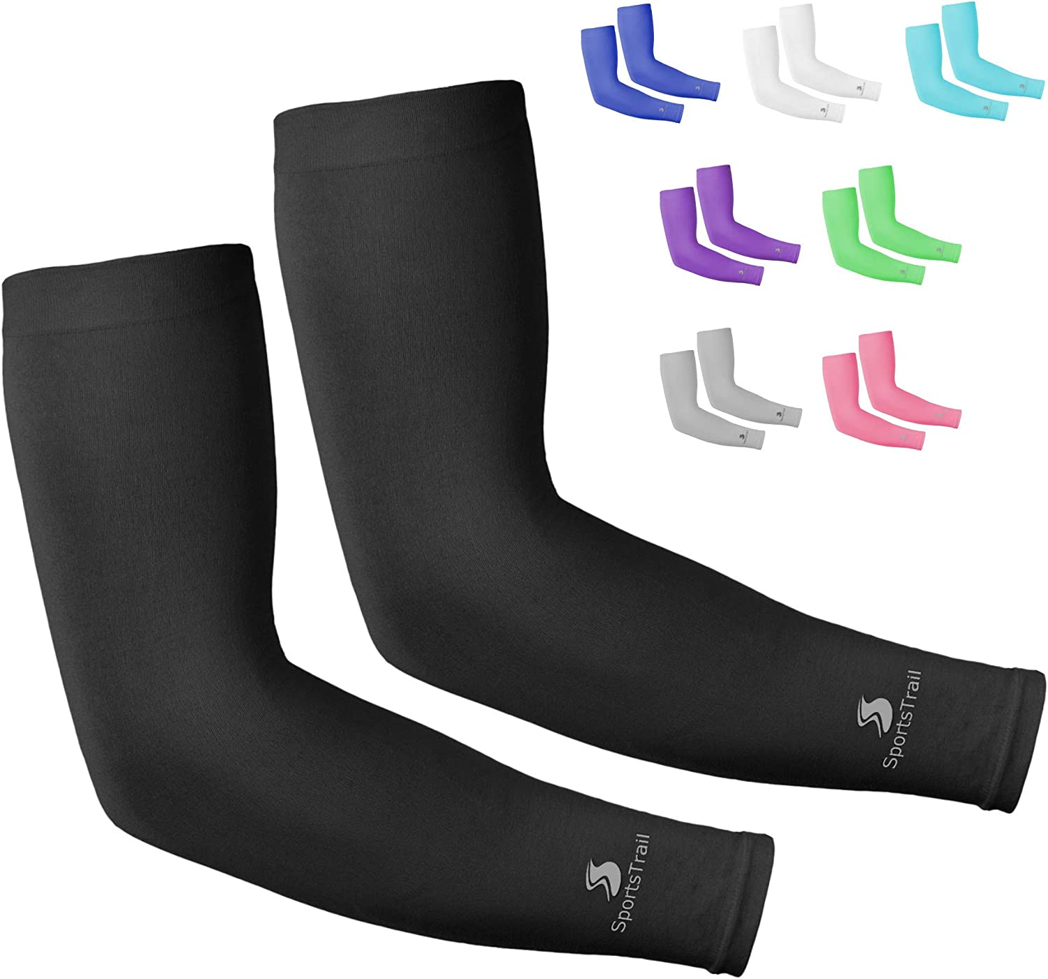 Cooling Japan Maker New Arm Sleeves for Men Women UV High material Protective Tatto 50 UPF