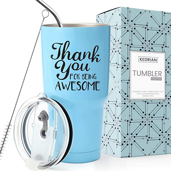 Thank You For Being Awesome Tumbler 30oz