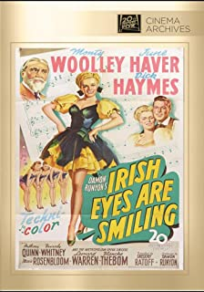 Irish Eyes Are Smiling [Edizione: Stati Uniti] [Reino Unido] [DVD]