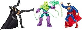 DC Comics Total Heroes Battle in a Box Figure (3-Pack)