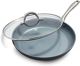 "GreenPan Lima 12"" Ceramic Non-Stick Covered Frypan"