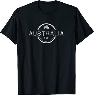 Australia vintage style Graphic T Shirt
