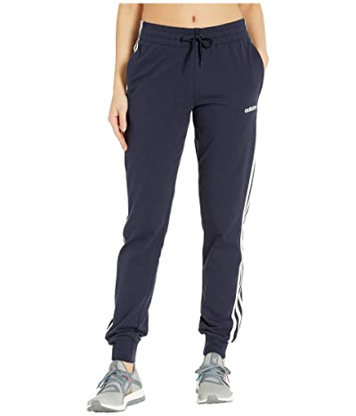 adidas Essential 3-Stripes Jogger (Legend Ink/White) Women