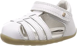 Bobux 中性儿童 Su Jump 闭趾凉鞋
