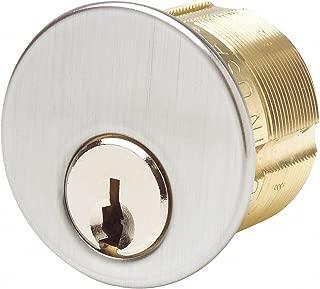 C Keyway Von Duprin 99 ALK KIT X 3215 US28 Alarm Kit with Mortise Cylinder Satin Aluminum Finish