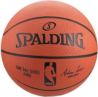 5c09e698b Mini Bola Basquete Spalding Nba Game Ball Réplica Outdoor Rubber Tam 3