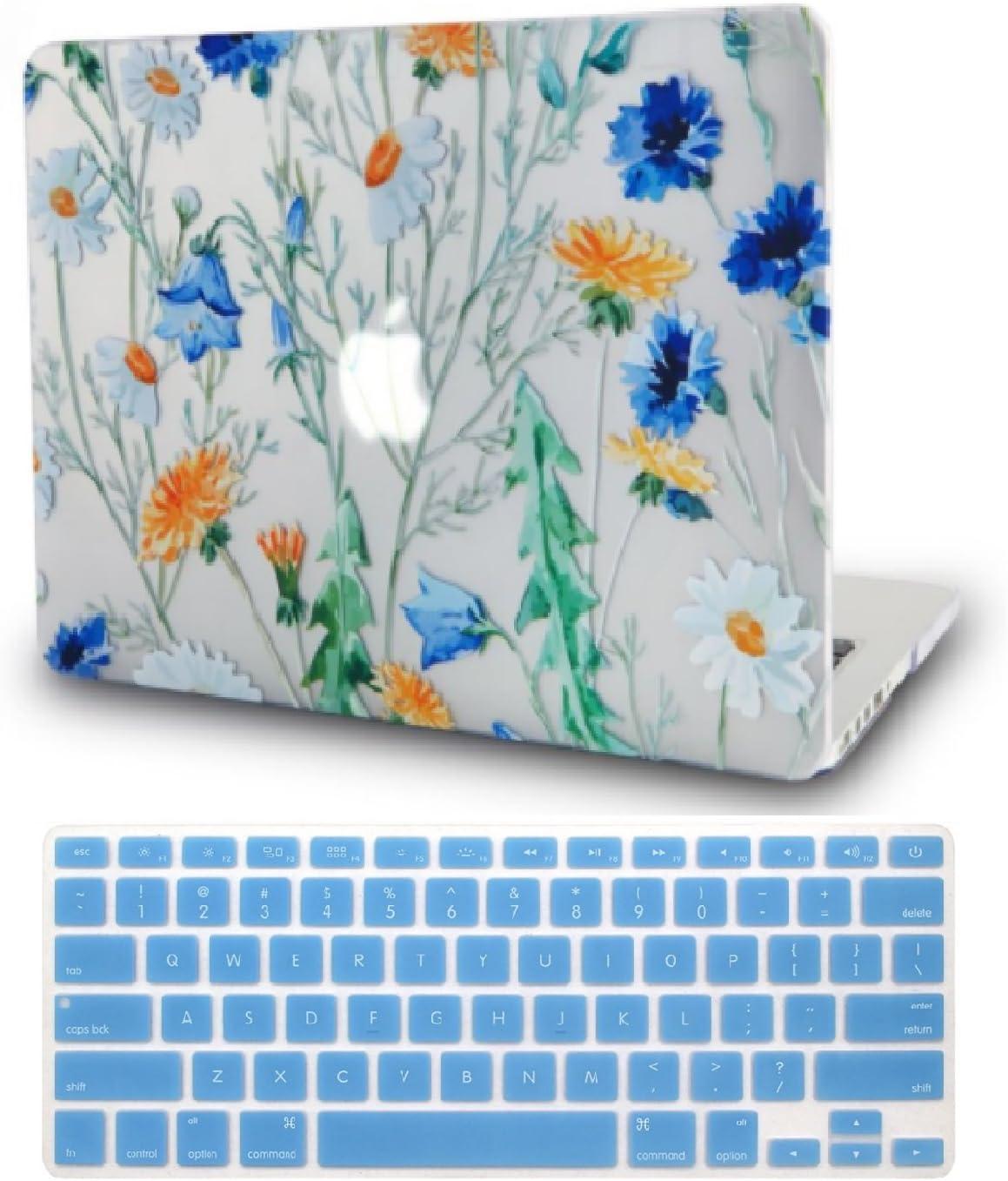 KECC Laptop Case Compatible with MacBook Air 13