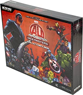 WizKids Marvel Dice Masters: Avengers Age of Ultron Collector Box