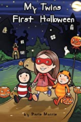 My Twins' First Halloween Hardcover