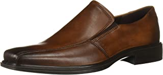 ECCO Men's Minneapolis Bike Toe Slip on Loafer