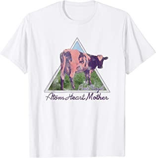 PINK FLOYD ATOM MOTHER HEART PYRAMID T-Shirt