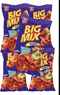 BIG MIX FUEGO (BOX WITH 5 BAGS)