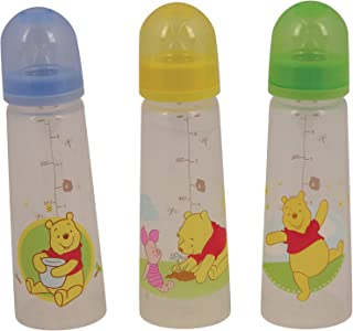 The First Years 3 Pack Disney Winnie the Pooh Narrow Neck Bottle (Discontinued by Manufacturer)