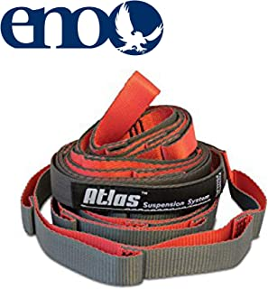 ENO - Eagles Nest Outfitters Atlas Chroma Hammock Straps, Suspension System