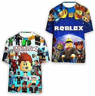 hhohhc Youth T-Shirts 3D Print Boys Girls Fashion T-Shirts Short Sleeve