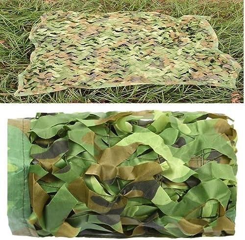 Filet De Camouflage,Camouflage écran Solaire Auvent Extérieur Anti-UV Décoration De Prougeection Solaire Anti-UV Net Camping Tir Chasse (Taille   10X10M)