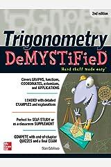 Trigonometry Demystified 2/E Kindle Edition