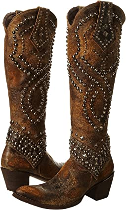 Boots, Cowboy Boots, Women, Knee High | Shipped Free at Zappos