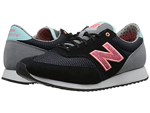 new balance cw620 grey and pink