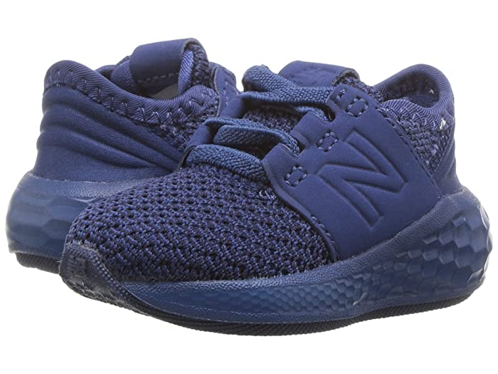 New Balance Kids KVCRZv2I Knit (InfantToddler) Girls Shoes