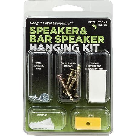 Hangman KSH4-B Keyhole Speaker Mount Kit