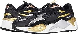 Puma Black/Puma Silver/Rose Gold