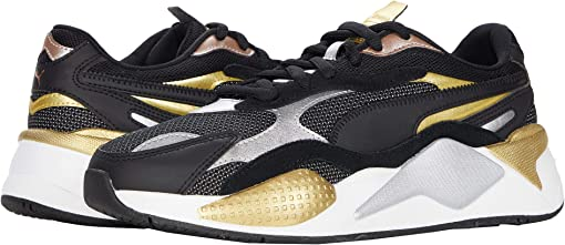 Puma Black/Puma Silver/Rose Gold