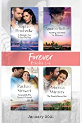 Forever Box Set Jan 2021 (Cinderellas in the Spotlight) Kindle Edition